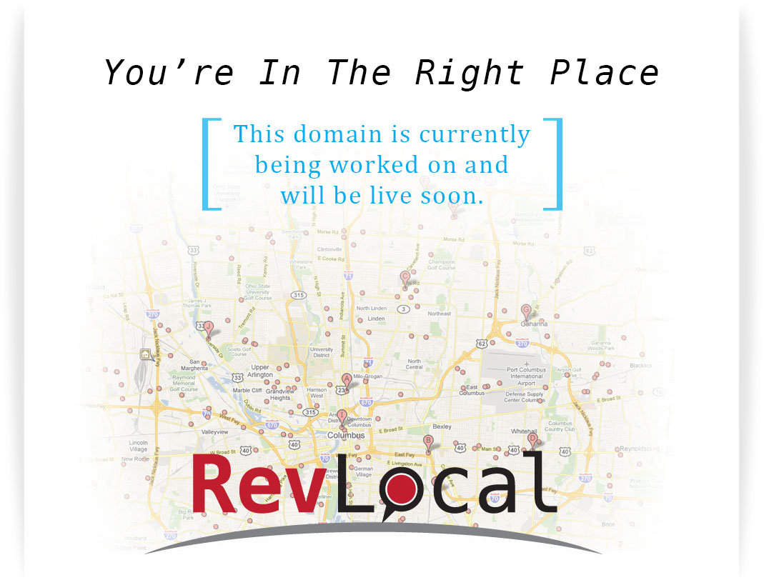 Revolutionize Your Listing with RevLocal